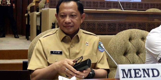 Gerindra Minta Menteri Tito Karnavian Tak Banyak Bicara di 2020