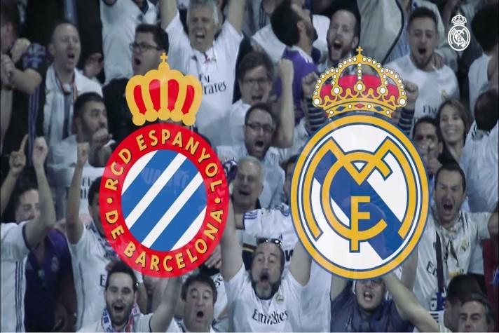 ريال مدريد واسبانيول