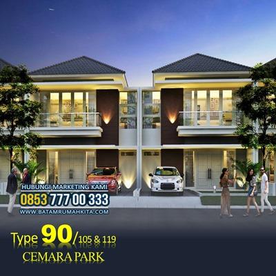 Rumah 2 Lantai Type 90 Cemara Park