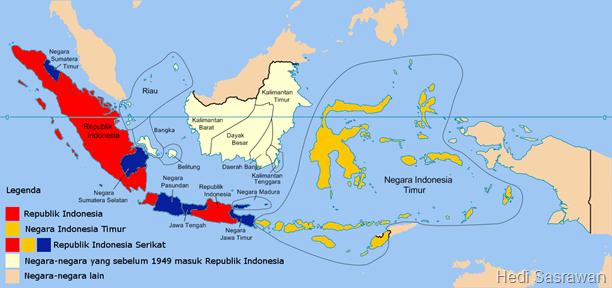 Negara bagian Republik Indonesia Serikat