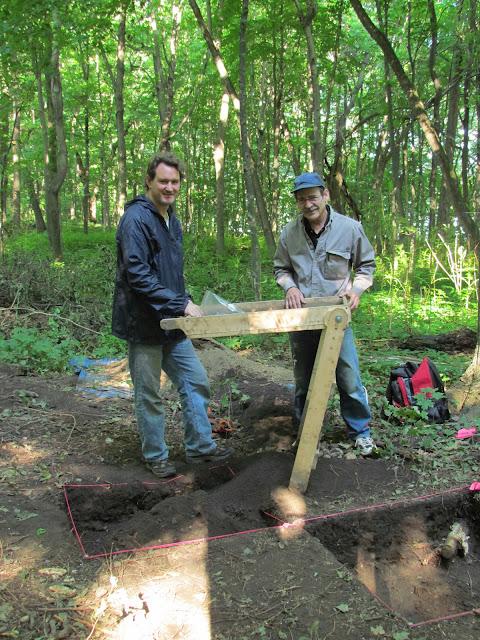 Apple Island Archaeology, early & 2014 - june%2B2014%2B020.JPG