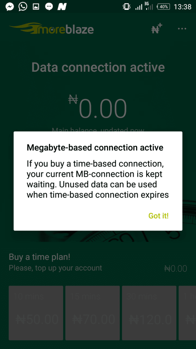 ACTIVATE 1 5GB DATA FOR N200 ON 9MOBILE NETWORK - Unlimited3city