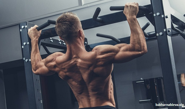 Improve Your Pull-ups In 8 Weeks