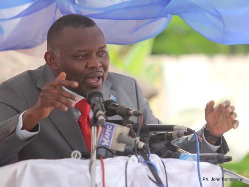 Vital Kamerhe : «A partir d'aujourd'hui, nous commençons le processus de départ de monsieur Kabila»