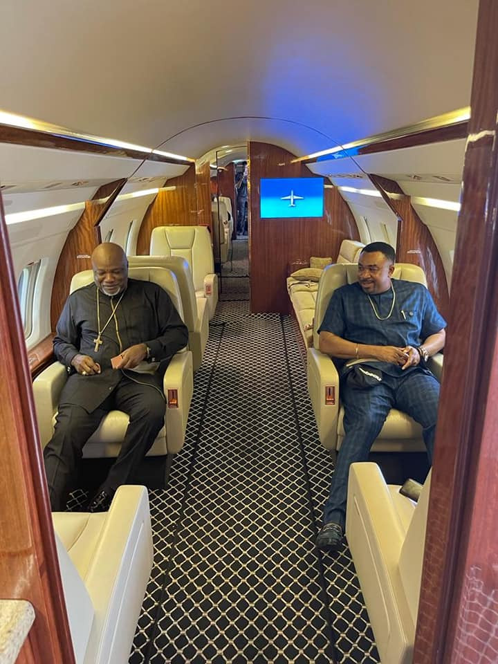 Nigerian pastor 'acquires Challenger Jet for kingdom work'