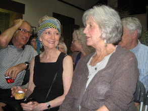 Photo: Tony Stretton, Pat Lipton, Diana Cook
