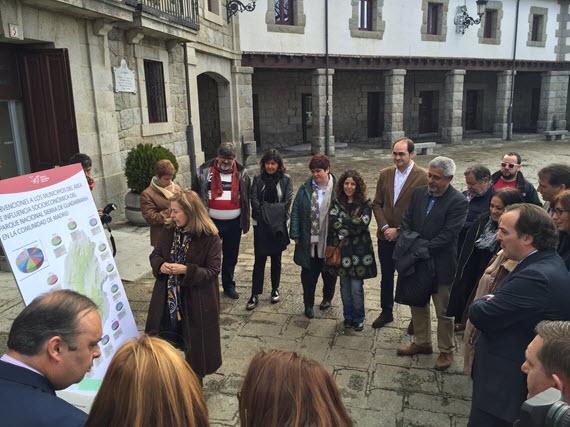 Mejora de infraestructuras en 15 municipios del Parque Nacional de la Sierra de Guadarrama