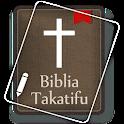 Biblia Takatifu - Swahili Bible (Kiswahili) icon