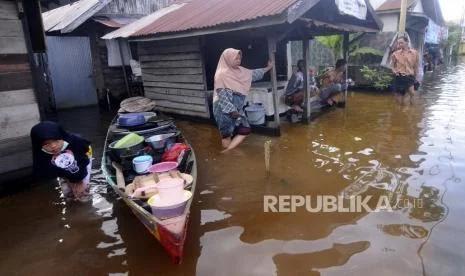 509 Rumah Terendam Banjir di Aceh Timur