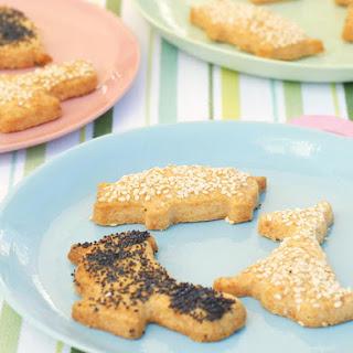 Savory Animal Crackers