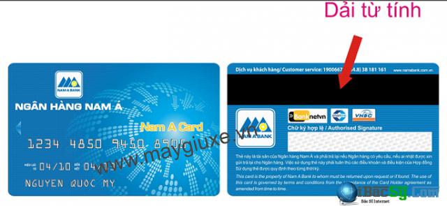 Giới thiệu về thẻ ATM và một số yếu tố quan trọng khi sử dụng thẻ này + Hình 5
