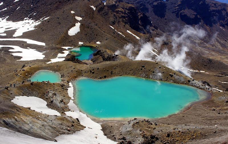 Esmerald Lakes