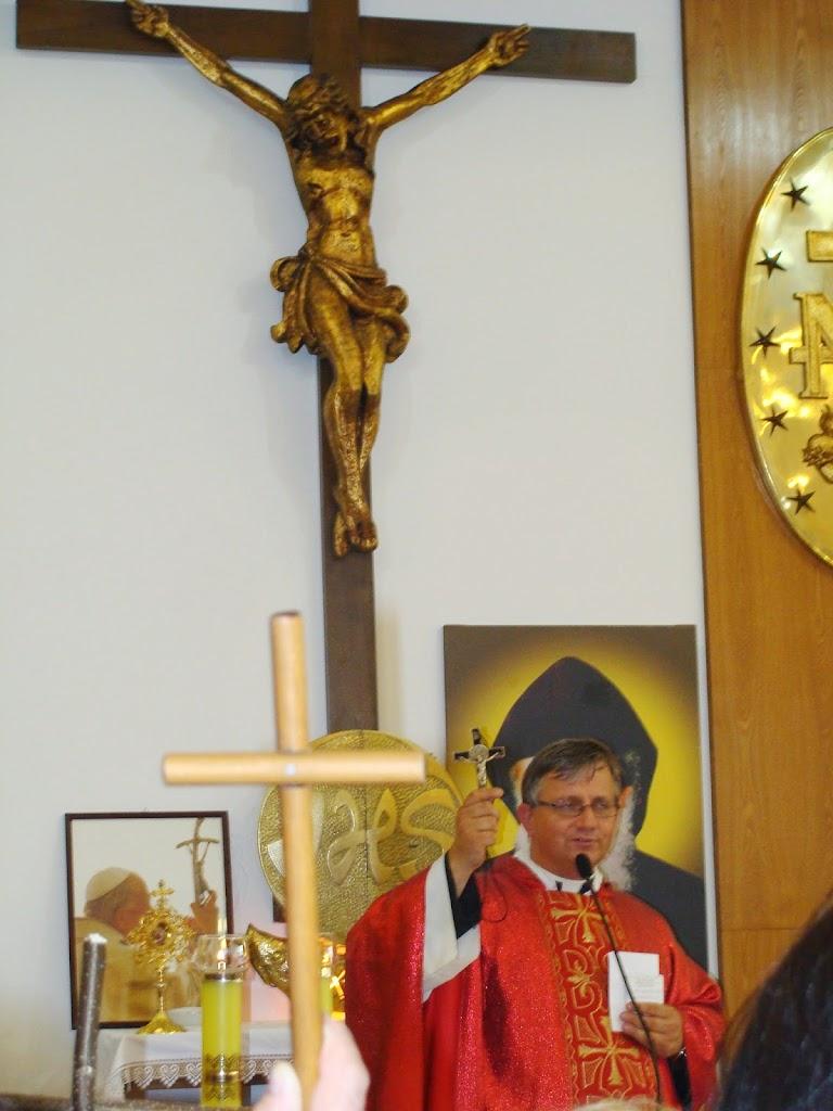 2014 Rekolekcje - Podwyższenie Krzyża Świętego w Częstochowie - DSC05855.JPG