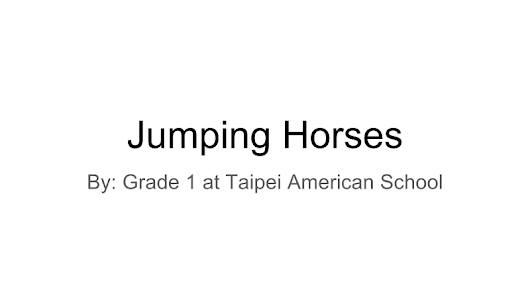 Jumping Horses Coding Game