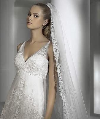Modelo Herves, Vestidos de novia Avance Pronovias 2009