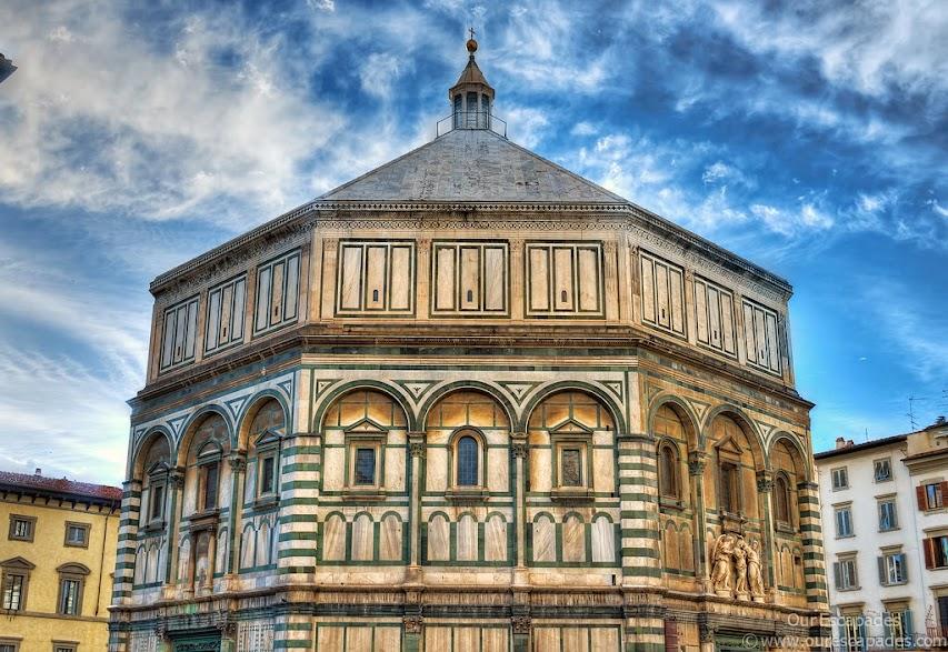 The Florence Baptistery Battistero di San Giovanni