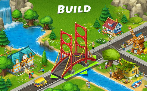 Township MOD APK 8.0.0 [Unlimited Money] 3