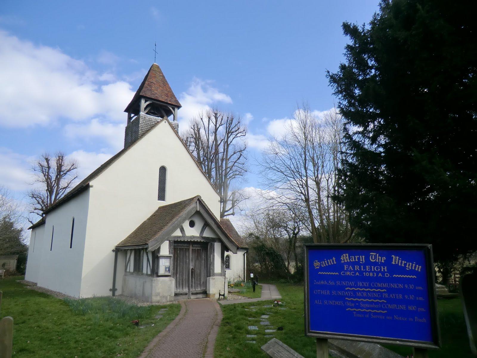 CIMG7299 St Mary the Virgin Church, Farleigh