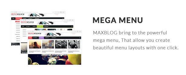 MaxBlog - Responsive Magazine Blogger Template - 24
