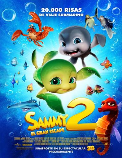 Poster de Las Aventuras de Sammy 2