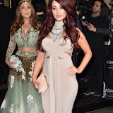 OIC - ENTSIMAGES.COM - Abi Clarke and Jessica Hayes at the The Asian Awards in London 7th April  2016 Photo Mobis Photos/OIC 0203 174 1069