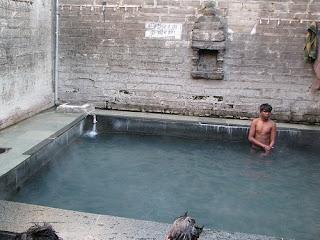 Vashisht Springs - Manali