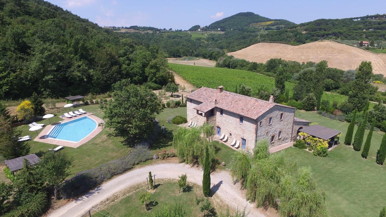 Villa degli Olivi_Montepulciano_1