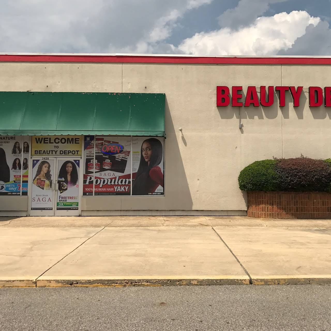 Beauty Depot Beauty Supply Store In Fayetteville