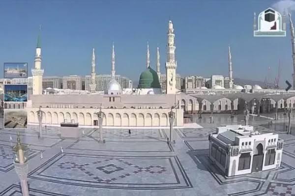 Tekan Penyebaran Corona, Arab Saudi Lockdown Makkah, Madinah, dan Riyadh