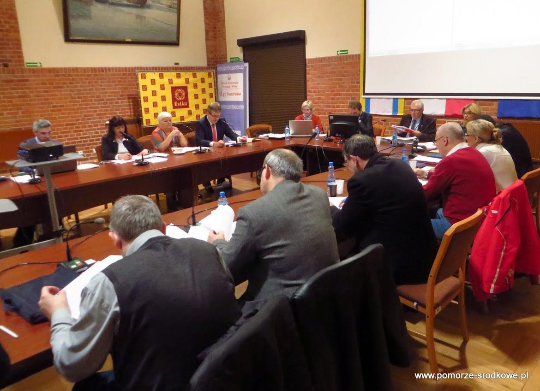 Relacje z sesji Rady miasta Ustka styczeń 2015