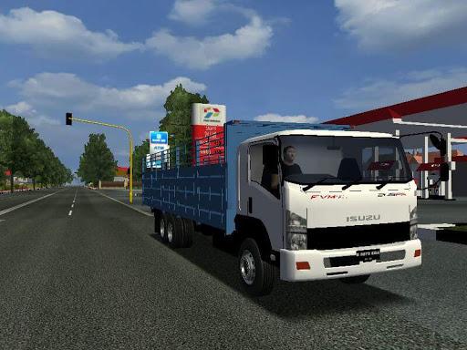 Tips Dan Cara Aman Memasang Lampu Tambahan Pada Bak Truck Isuzu Giga