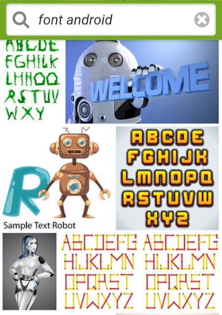 aplikasi font android terbaik tanpa root