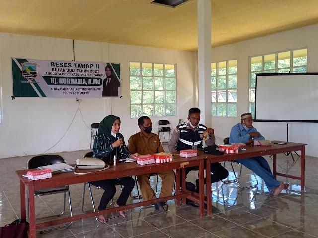 Anggota DPRD Dari PKB Kotabaru Ini Harapkan Ada Solusi Untuk Bantuan ke Peternak dan Nelayan