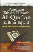 Panduan Tahsin Tilawah Al-Qur'an dan Ilmu Tajwid | RBI