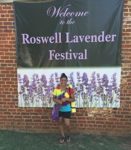 annual roswell lavender festival top mom mommy motherhood blogger