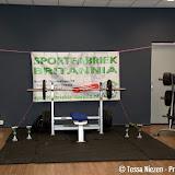 Open Raw Bankdruk wedstrijd bij Sportfabriek Britannia - Foto's Tessa Niezen