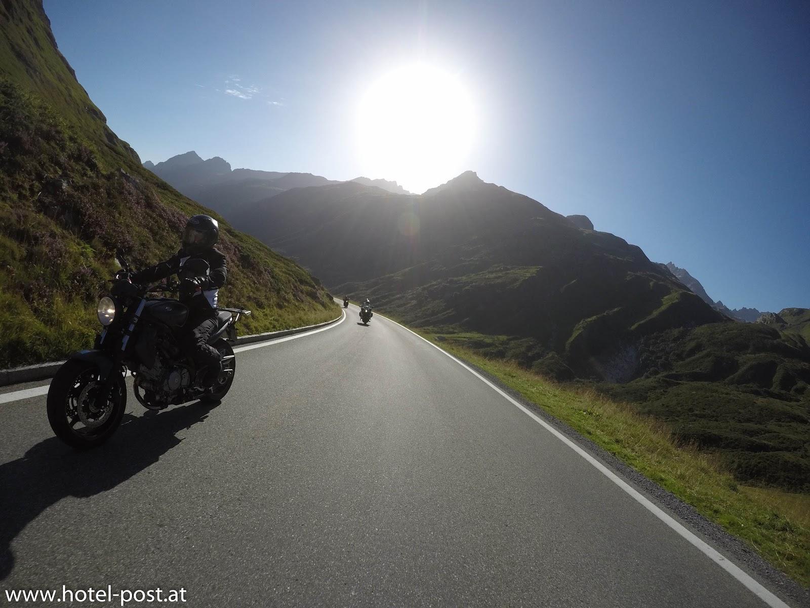 Motorrad - postWirt's geführte Motorradtour 04.08.2017