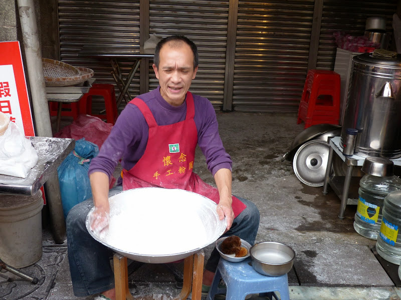 Yangminshan Shitoushan et Jinshan - P1050074.JPG