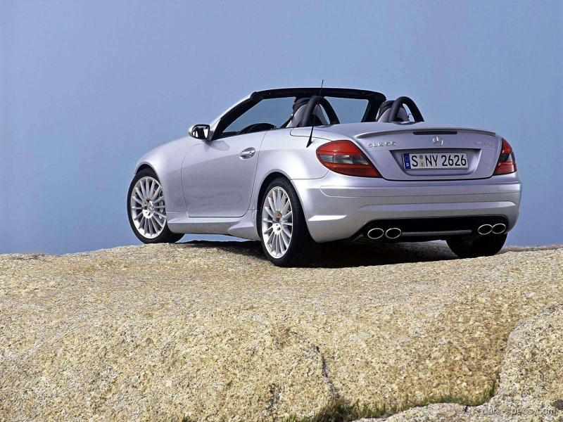 2006 mercedes benz slk class slk55 amg specifications. Black Bedroom Furniture Sets. Home Design Ideas