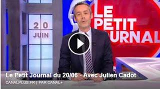 Vidéo/ Bac 2016: Le petit journal revient sur le blocage des réseaux sociaux