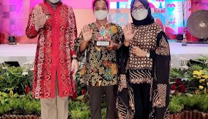 Inhu Raih Peringkat Ke 3 Nasional Dalam Kegiatan TB Summit 2021 di Bali