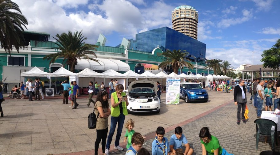 Feria Muévete por el clima