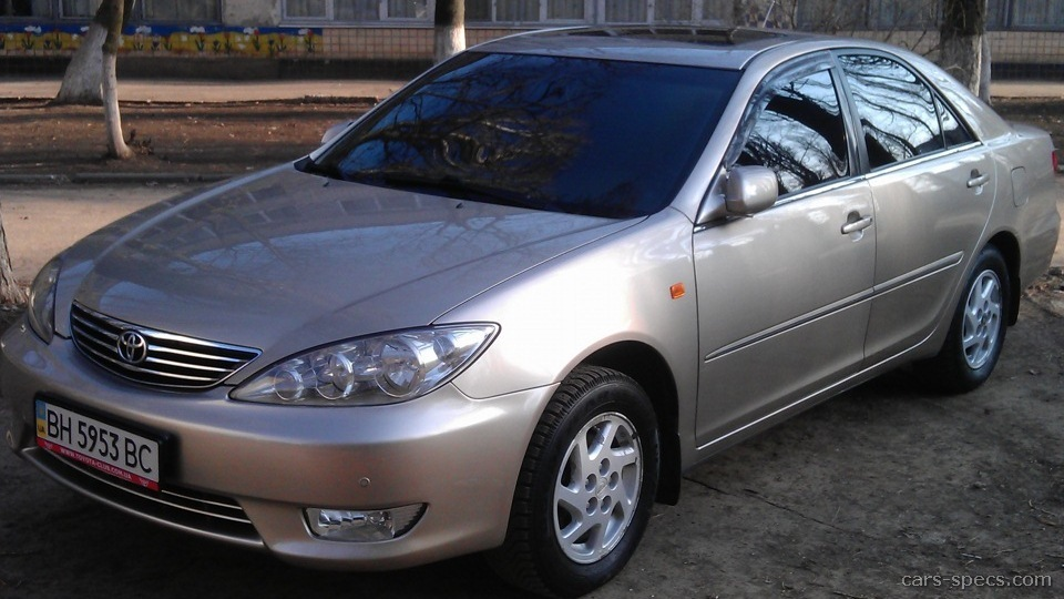 2006 toyota camry sedan specifications pictures prices. Black Bedroom Furniture Sets. Home Design Ideas