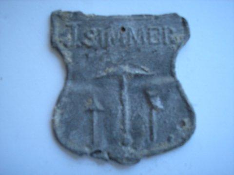 Naam: J. SimmerPlaats: Leeuwarden Jaartal: 1900Vindplaats: NH kerk DriesumBoek: Steijn blz 12