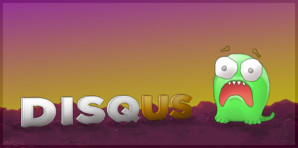 disqus monster image