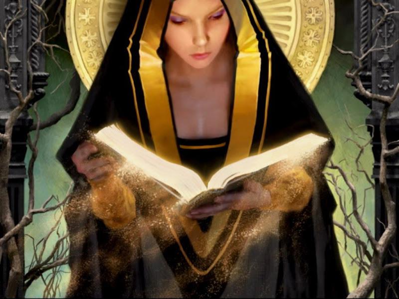 Magic Spellbook, Book Of Shadows
