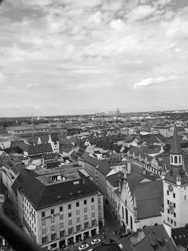Munich, Germany by Lisa, age 13. From  100 Tips for Traveling with Kids in Europe