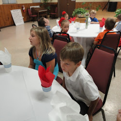Sunday School retreat