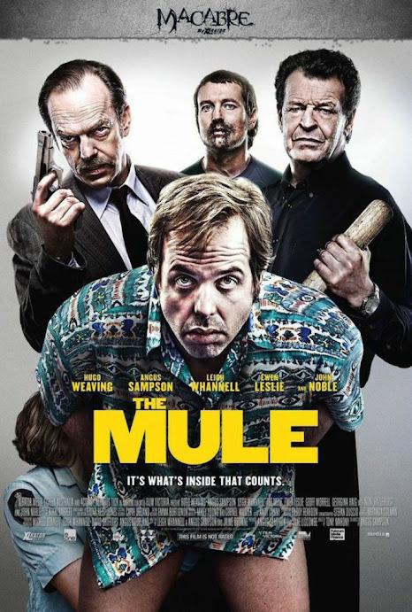 Το Βαποράκι (The Mule) Poster