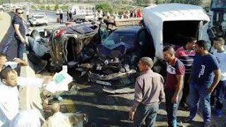 Djelfa, Bouira et Illizi :24 blessés dans 3 carambolages